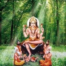 Dakshinamurthy Stotram by Shankara-acharya
